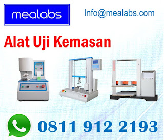 Alat Uji Packaging atau Kemasan - Mealabs Indonesia