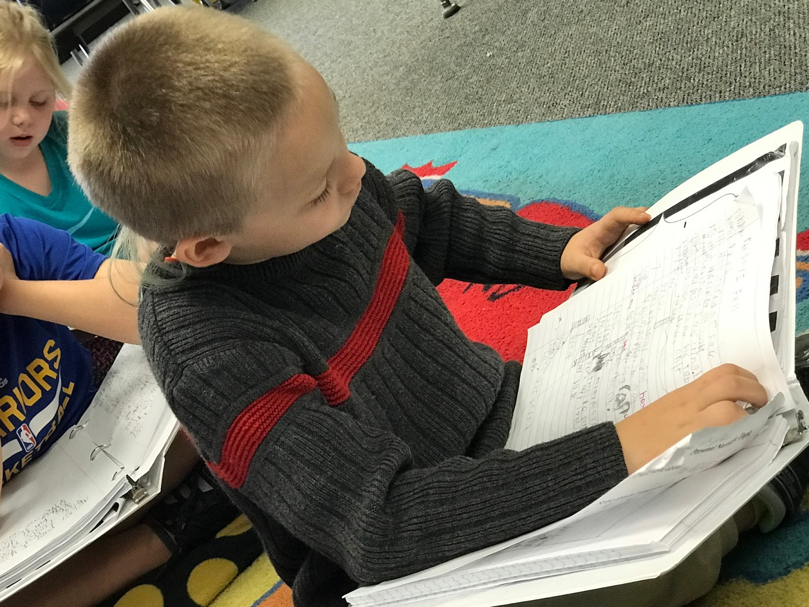 Mrs Bells 2nd Grade Blog Benchmark Literacy Personal Narratives