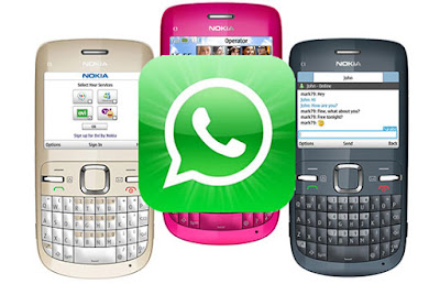 whatapp for nokia and blackberry