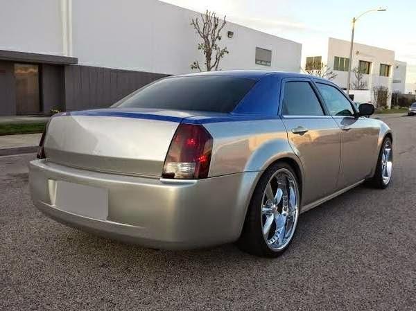 Chrysler Touring Custom Rear Side