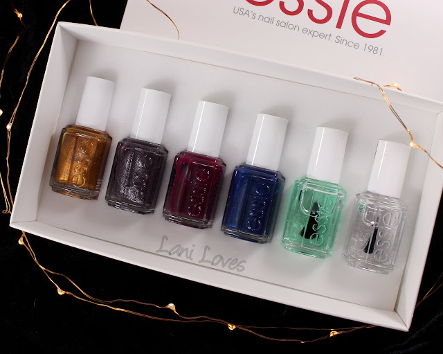 Essie Leggy Legend Collection Swatches & Review