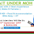 KUWAIT UNDER MOH - INTERVIEW WILL BE ON 15TH SEPTEMBER 2017 AT BANGALORE