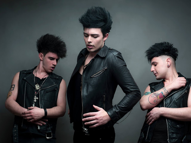 the kolors italian boy band