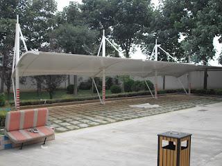 tenda membrane jakarta murah