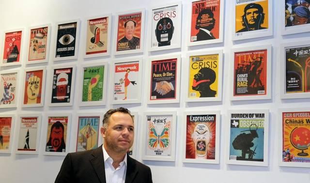Edel Rodriguez, ilustrador polemico