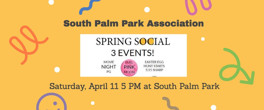 South Palm Park Neighborhood Association