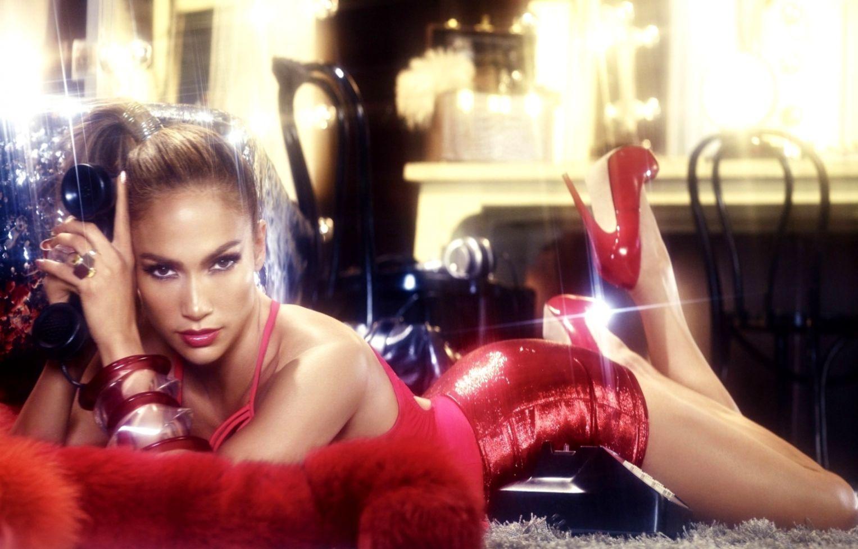 Jennifer Lopez Dress Red Hd Wallpaper Wallpapers New