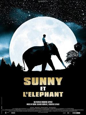 Sunny et l'éléphant affiche