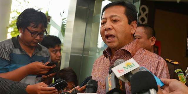 Jika jadi ketum, Setnov akan bawa Golkar jadi loyalis Jokowi-JK