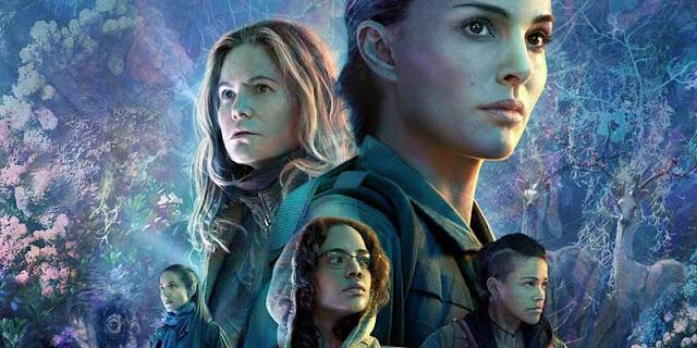 Traíler de Aniquilación película de Alex Garland protagonizada por Natalie Portman y Oscar Isaac