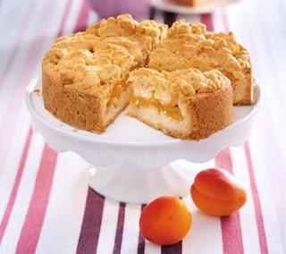 Quick apricot cake recipe