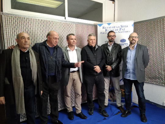 Asociación Española de Periodistas y Escritores de la Seda (AEPES)