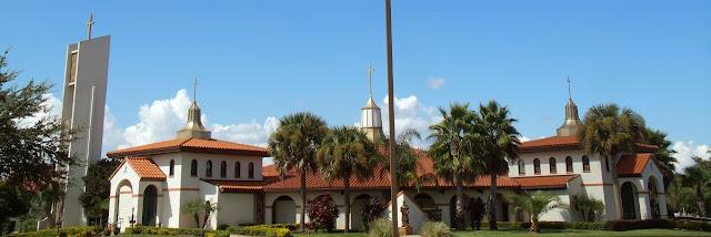 Iglesia de Santo Tomás de Aquino en Saint Cloud