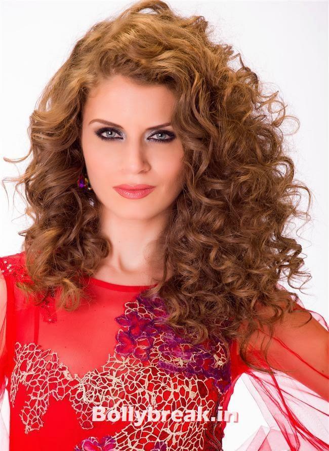 Miss Romania, Miss Universe 2013 Contestant Pics