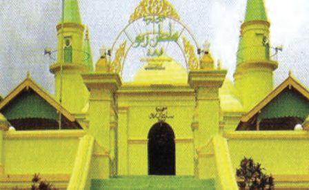 Kerajaan-Kerajaan Islam di Riau