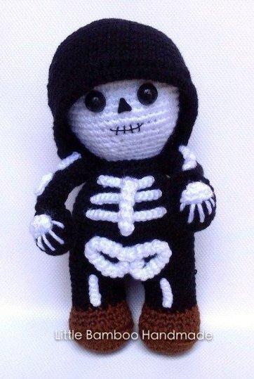 Top 10 Free Halloween Amigurumi Pattern Links | Halloween crochet ... | 539x362