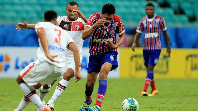 Joinville vai a Bahia e mostra o que falta