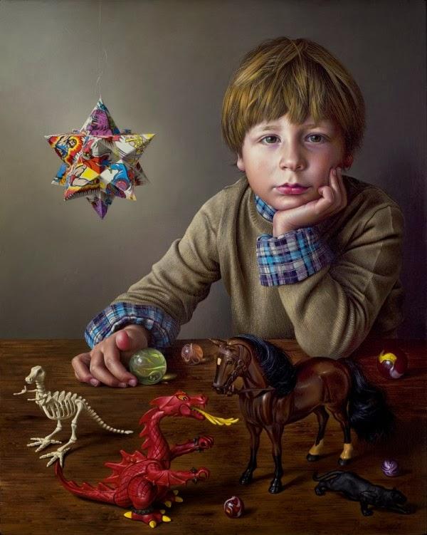 Serge Marshennikov – Figurative Painter - ArtPeople.Net |Realistic Figurative Painting