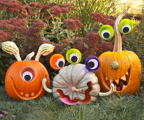 source better homes and gardens via the momma diaries on pinterest - Pinterest Halloween Craft