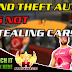 NOT Grand Theft Auto 5 - Stealing Cars