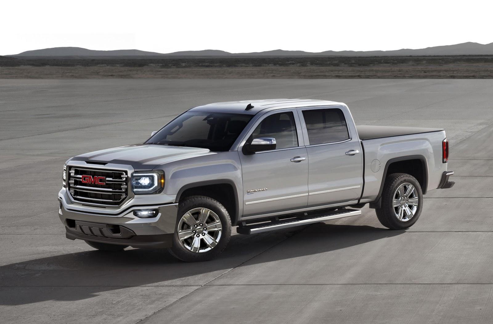 Những chiếc siêu bán tải của GMC sẽ bớt ngốn xăng hơn?