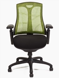 Apple Green Layover Chair