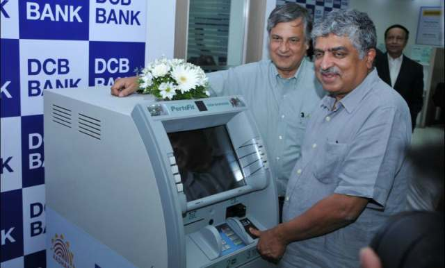 Aadhaar Based ATM To Withdraw Cash without CARD or PIN