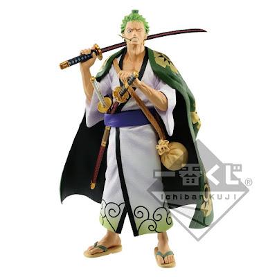 ICHIBAN KUJI ONE PIECE - Swordsmen -