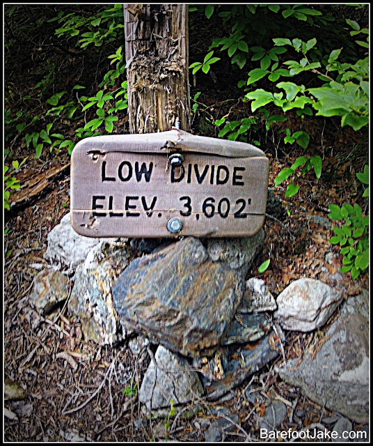 low divide sign