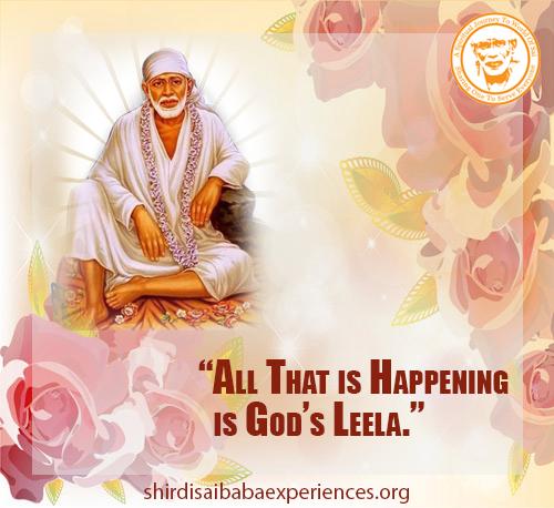 Shirdi Sai Baba Blessings - Experiences Part 2766