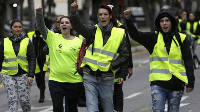 «Κίτρινα γιλέκα»: Προσοχή, έρχεται σύγκρουση στην Ευρώπη!