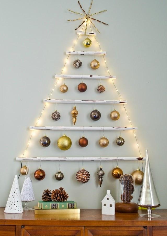7 tutoriales para hacer tu Árbol de Navidad