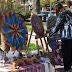 Feria de artesanos en San Carlos.