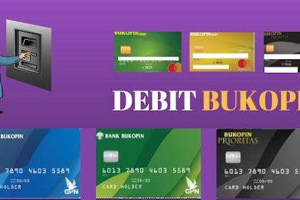 Limit dan Biaya Kartu ATM Bukopin Siaga, Bisnis, Prioritas, GPN, MasterCard