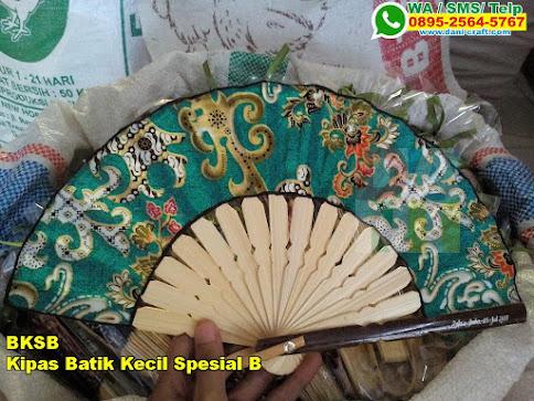 Toko Kipas Batik Kecil Spesial B