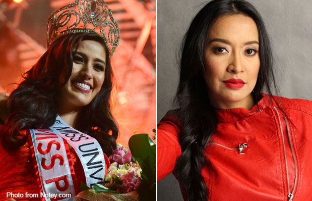 Ano ka ngayon Mariel? Bb. Pilipinas Universe Rachel Peters defends Mocha Uson