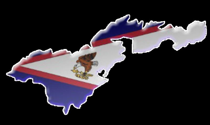 Graafix American Samoa Flag of American Samoa