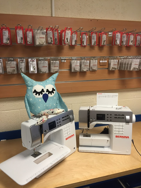 My Bernina Sewing machine