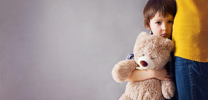ansia da separazione bambini 5 anni