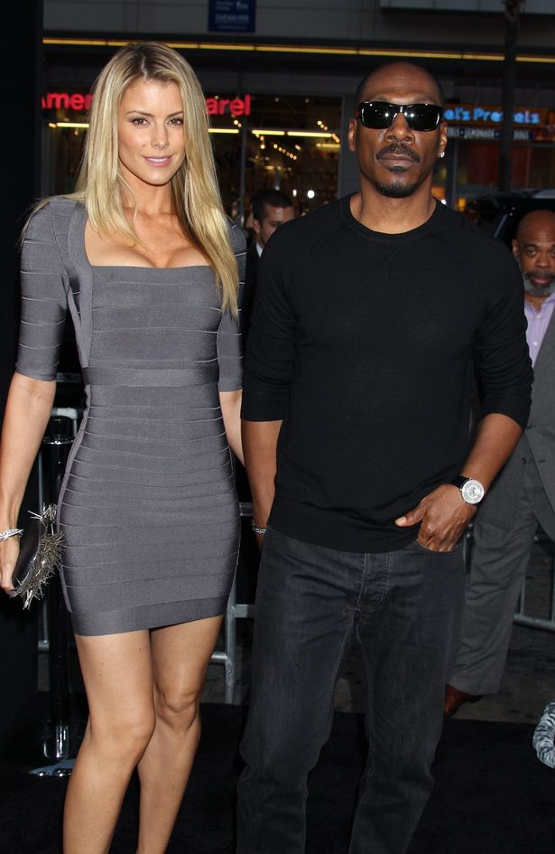 Herve Leger Sightings Paige Butcher At The Hercules -5537