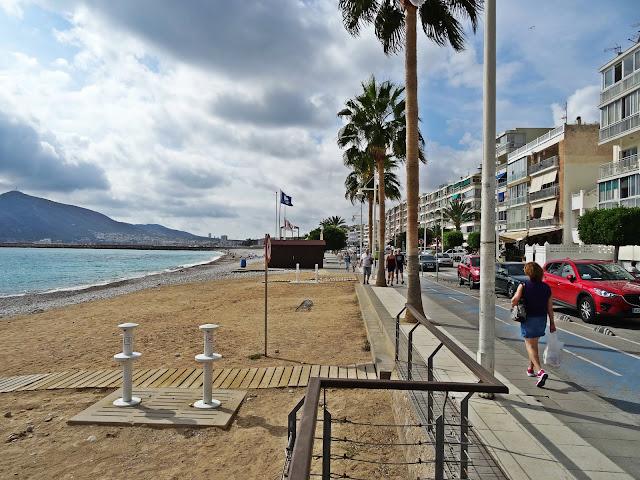 Oaza spokoju - Altea - plaża