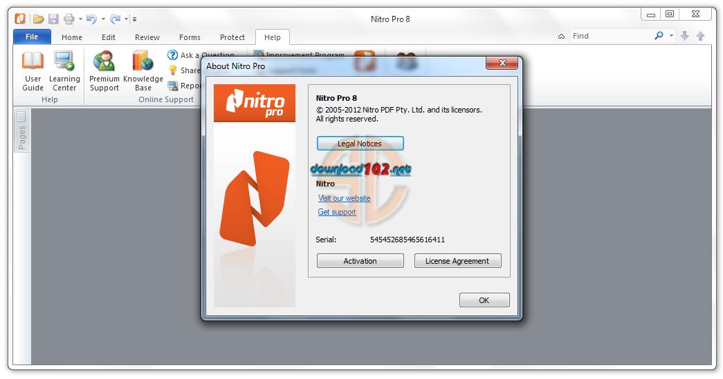 Download nitro pdf professional (32-bit) 6 1 2 1 full