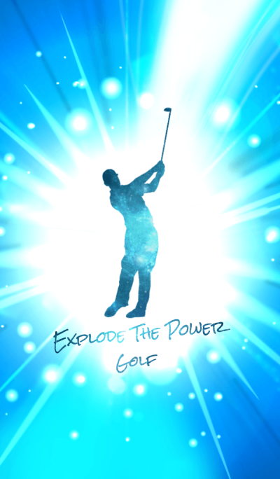 Explode the power Golf