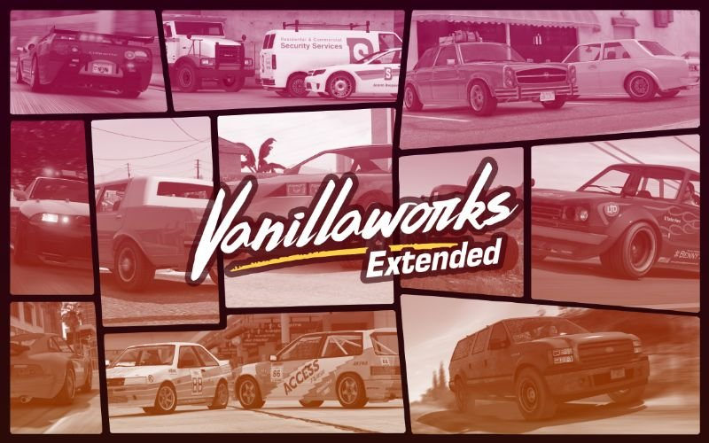 GamesMods17 : Vanillaworks Extended Pack [Add-On | OIV