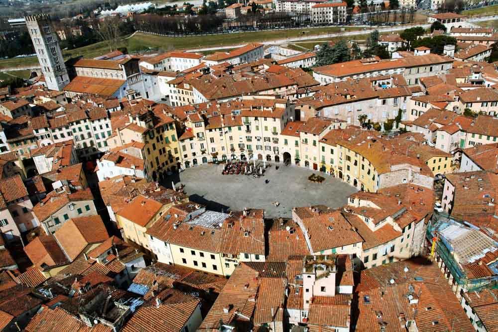 Lucca   Cidade da Itália