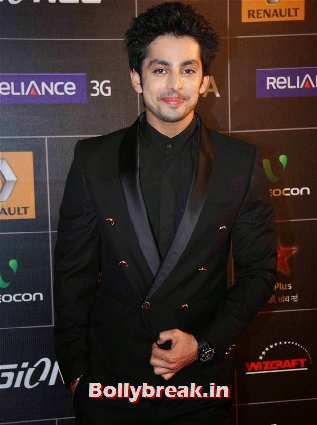 Himansh Kohli, Global Indian Music Awards 2014 Pics