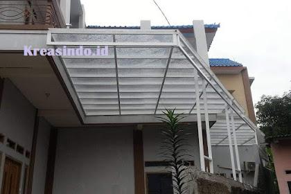 Jasa Canopy Besi atap Kaca di Jakarta dan Sekitarnya