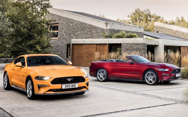 Novo Ford Mustang 2018