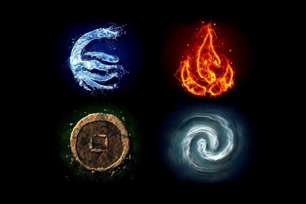 Tα 4 στοιχεία της φύσης και πώς συνδέονται με τα ζώδια
