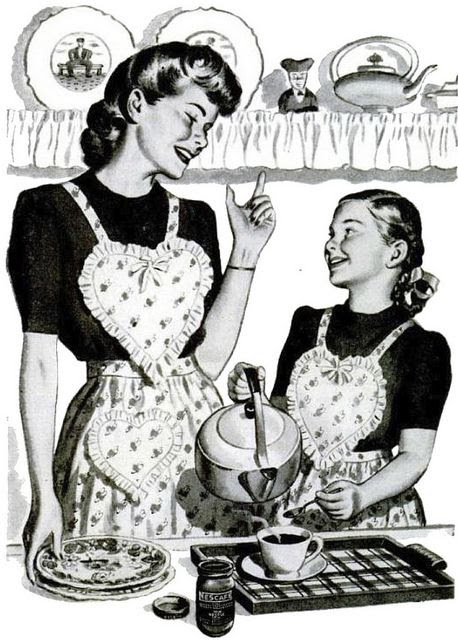 1940s Thanksgiving Part I: Creamed Spinach Casserole